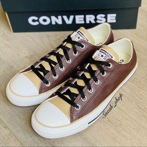 NWT Converse Seasonal Colour Leather Chuck Taylor